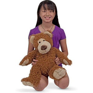 Melissa & Doug Big Roscoe Teddy Bear