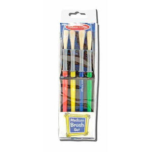 Melissa & Doug Medium Paint Brush Set