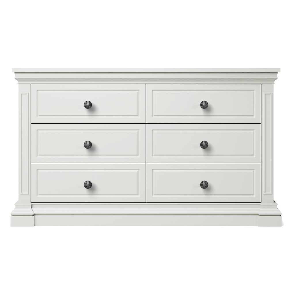 Silva Jackson Double Dresser - Exclusive Colors!