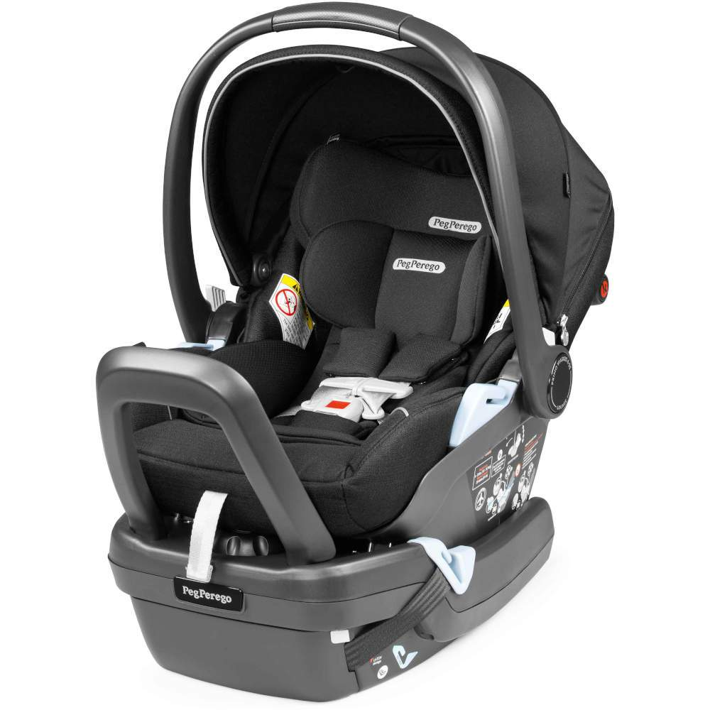 Agio by Peg Perego Primo Viaggio 4-35 Lounge Infant Car Seat + Base