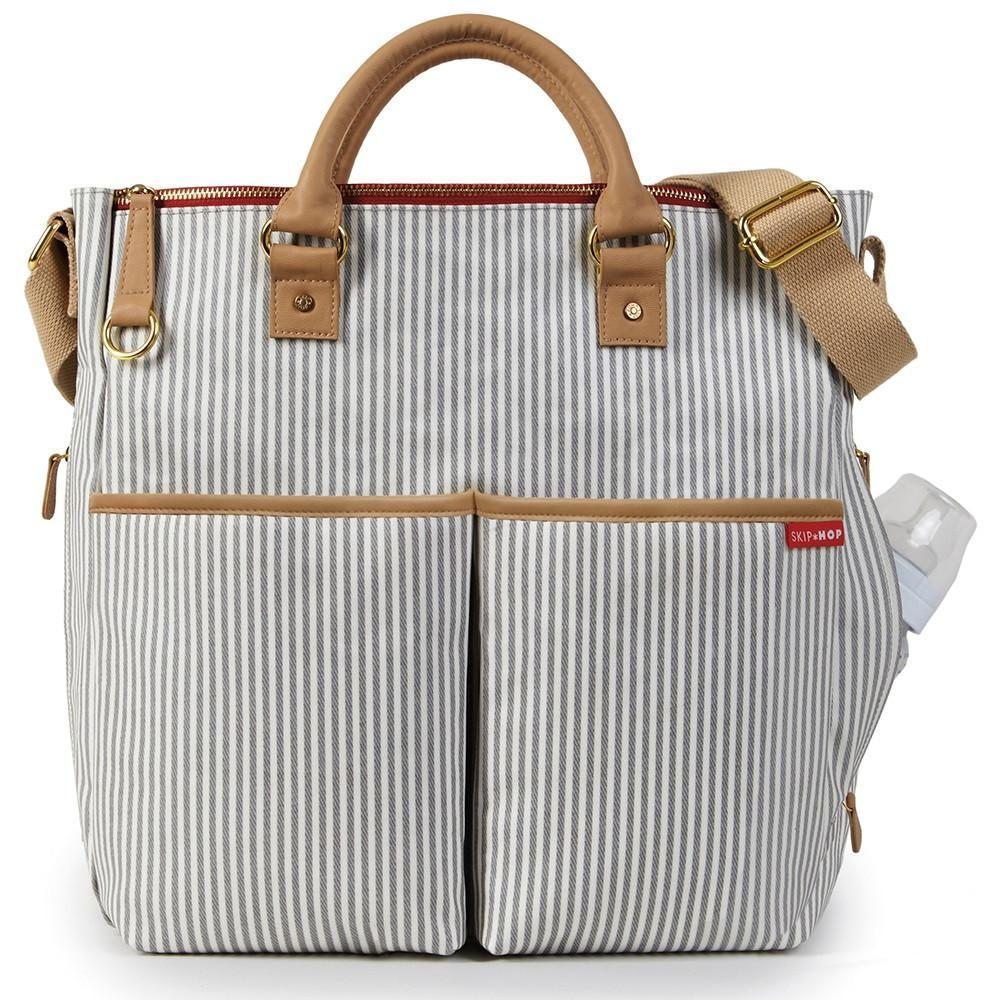 Skip Hop Duo Luxe French Stripe
