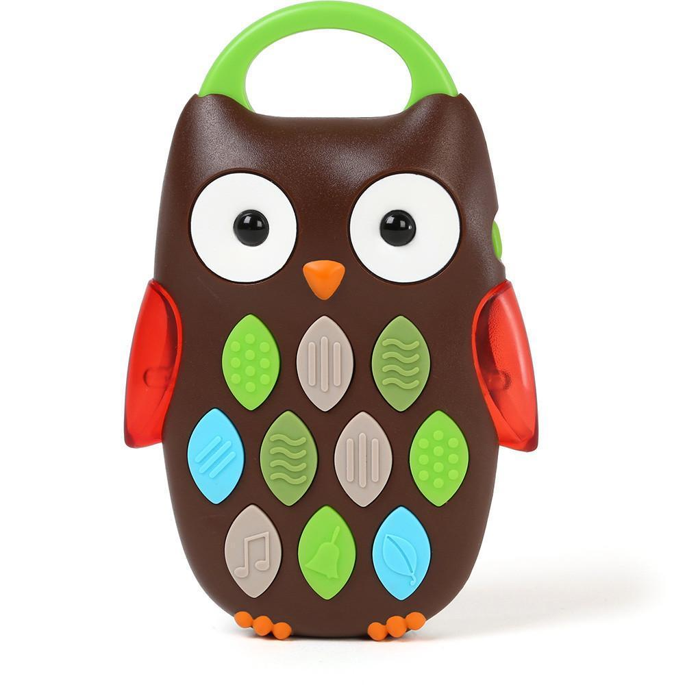 Skip Hop Musical Owl Phone