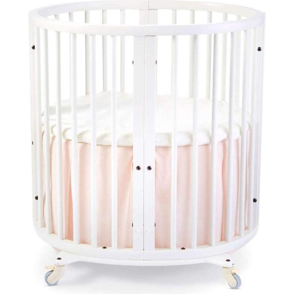 Stokke Sleepi Mini Bed Skirt by Pehr