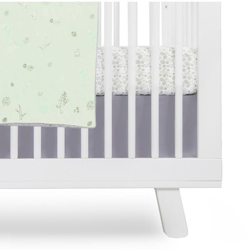 Babyletto Tranquil Woods/Galaxy Crib Skirt