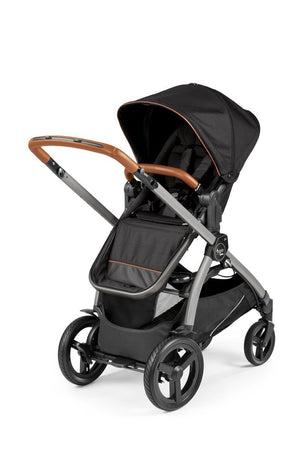 Agio by Peg Perego Z4 Stroller with Bassinet + Toddler Seat