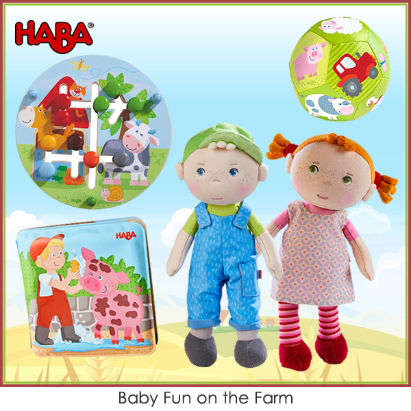 Haba Baby Fun on the Farm Bundle