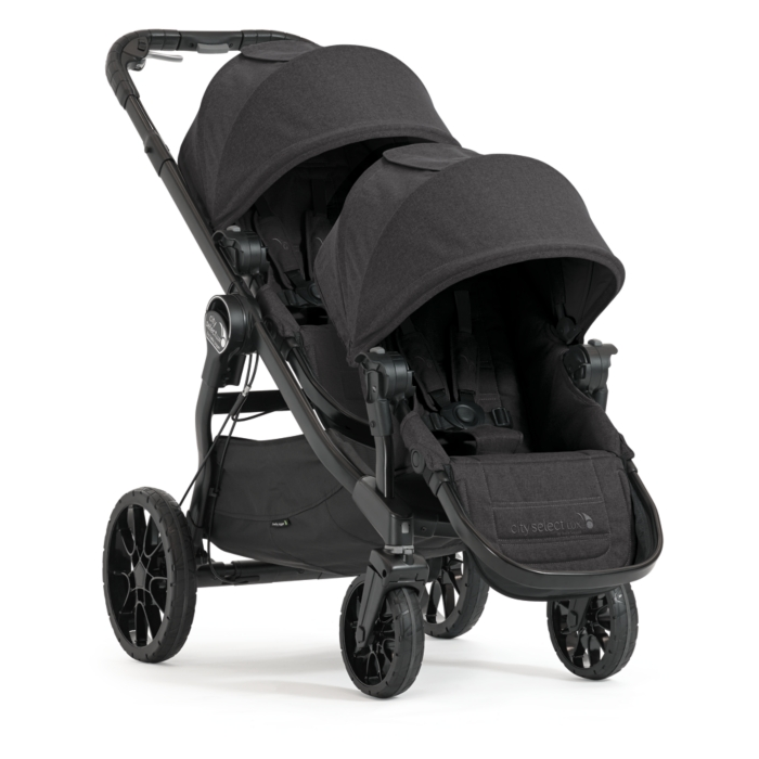 Baby Jogger City Select LUX with Second Seat