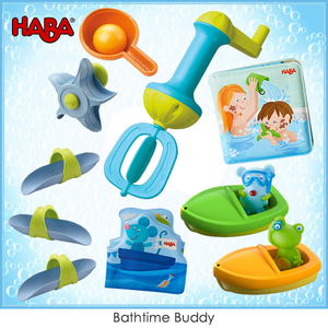 Haba Bathtime Buddy Bundle