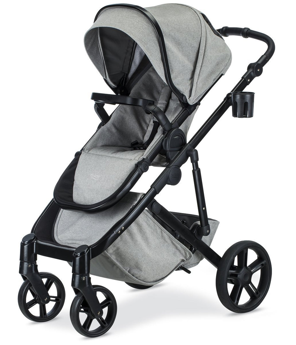 Britax B-Ready G3 Stroller - Nanotex (Moisture, Odor and Stain-Resistant Fabric)