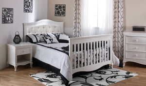 Pali Diamante Full-Size Bed Rails
