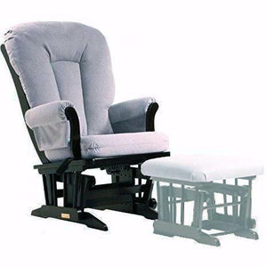 Dutailier Sleigh Glider with Multi-Position & Recline
