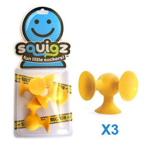 Fat Brain Toys Squigz Skooch
