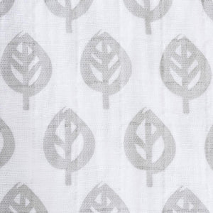 HALO SleepSack Wearable Blanket Grey Tree Leaf