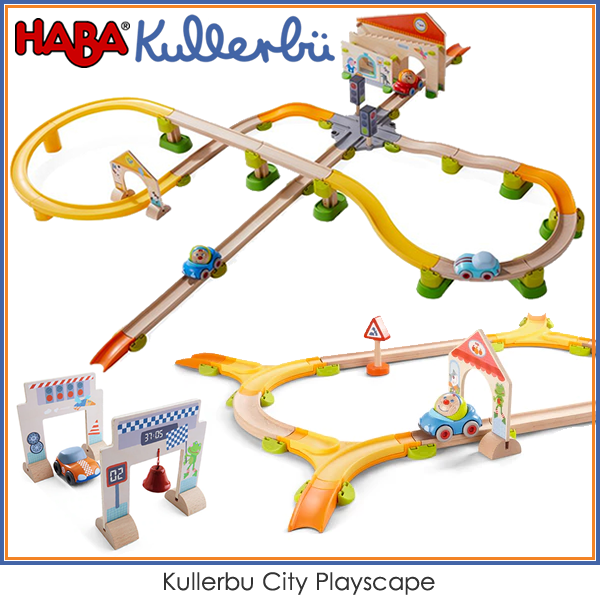 Haba Kullerbu City Playscape Bundle