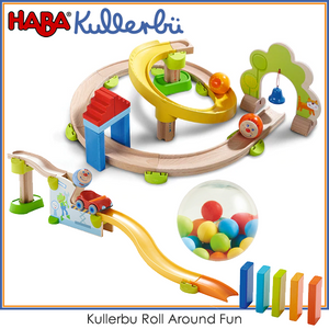 Haba Kullerbu Roll-Around Fun Bundle