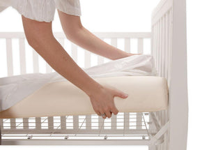 Lullaby Earth Lightweight 2-Stage Crib Mattress