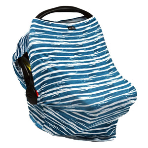 Luv Bug UPF 50+ Car Seat Cover with Side Vents