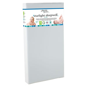 Moonlight Slumber Starlight Sleepwell Crib Mattress