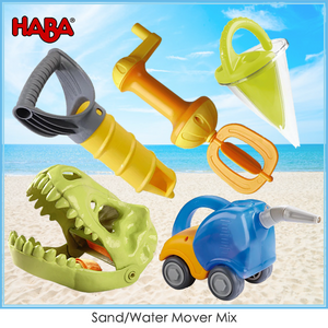 Haba Sand/Water Mover Mix Bundle