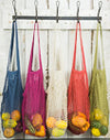 EcoBags-French Market Cotton String Bag-Long Handle