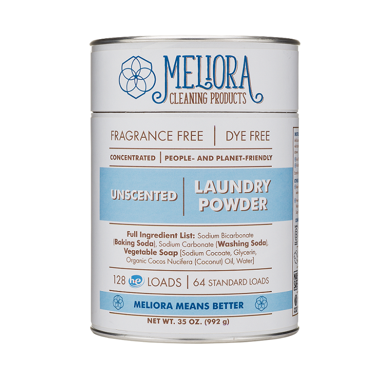 Meliora Eco-Friendly Laundry Powder