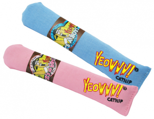 Yeoww Big Baby Cigars Catnip Cat Toy