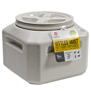 Gamma2 Outback Airtight Vittles Vault Pet Food Storage Container