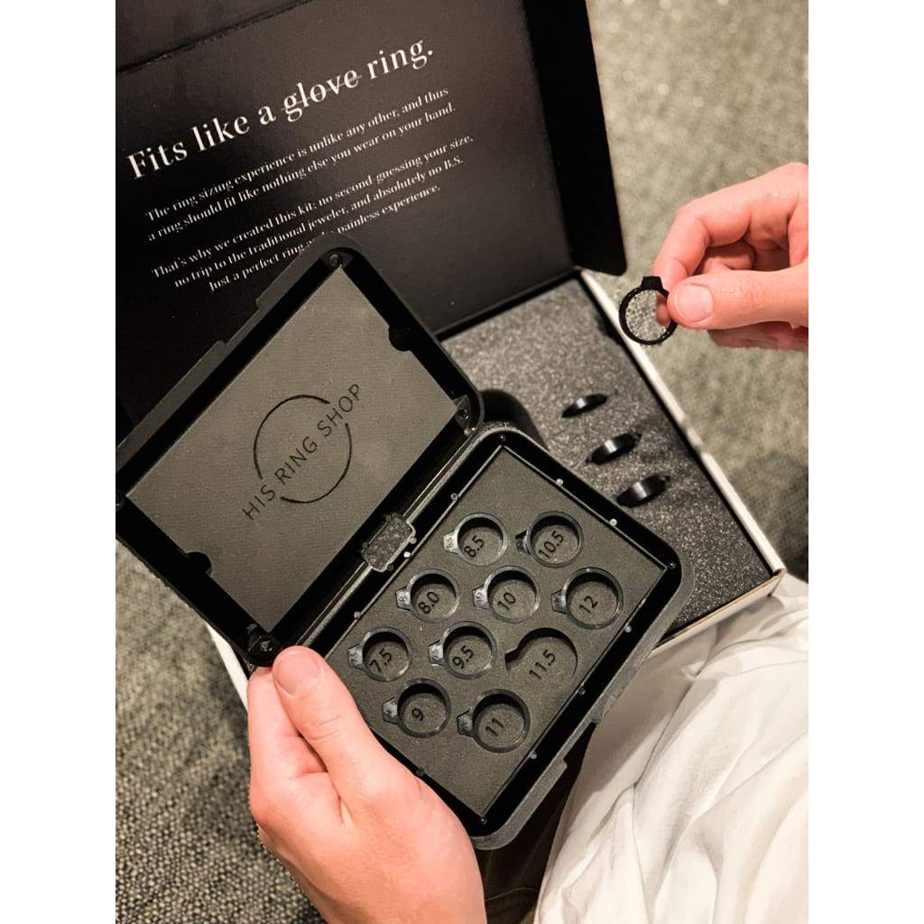 Ring Sizing Kit