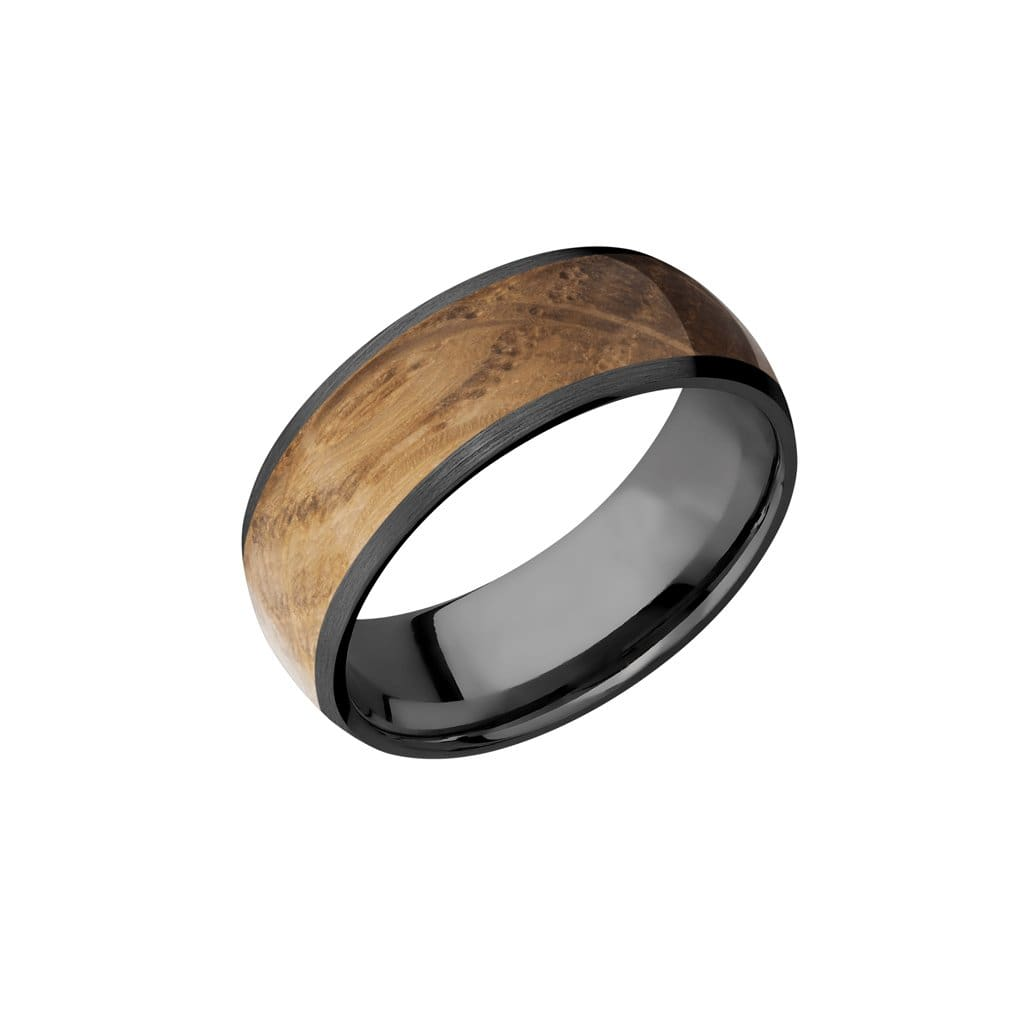 Sparrow - Whiskey Barrel - 7 / Black Zirconium