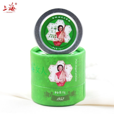 Jasmine solid perfume perfumes and fragrances for women