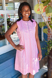 Vortex Pink Marabella Sun Dress