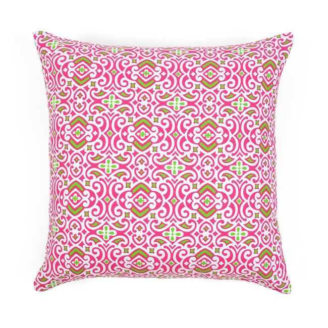 Collins Pink Pillow Cover