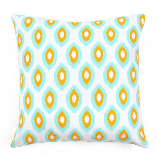 Sedona Aqua Pillow Cover