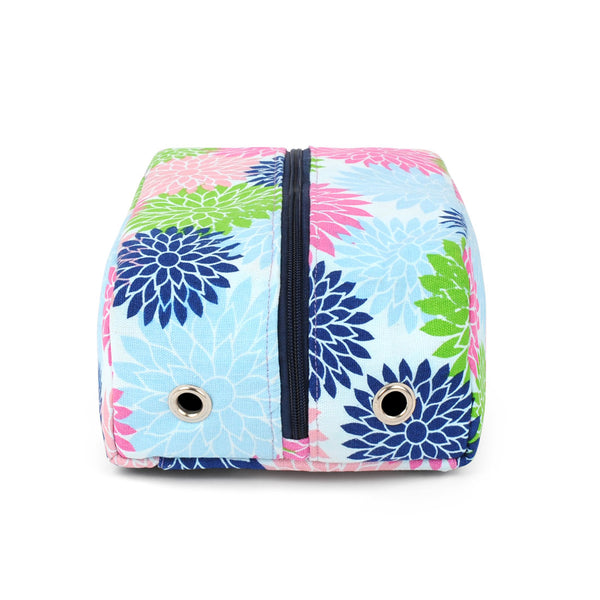 Floral Pop Mulit Travel Shoe Bag