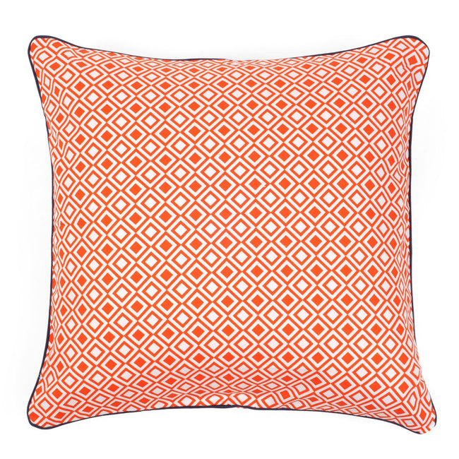 Modern Squares Pillow Cover