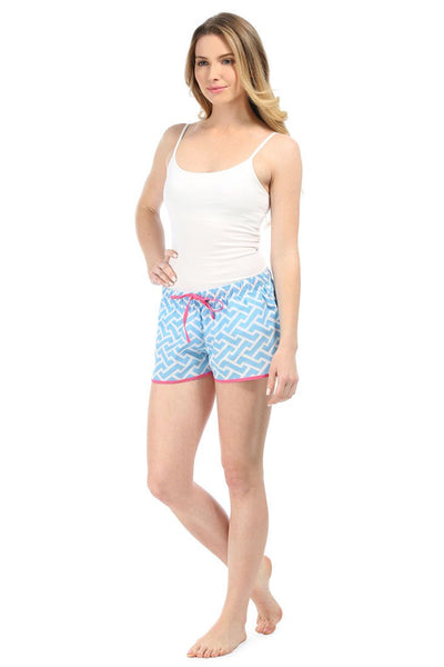 Molly Blue Women's Boxers