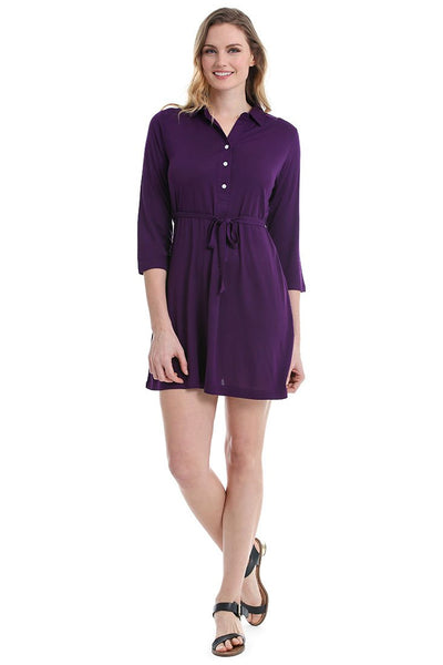 Plum London Shirt Dress