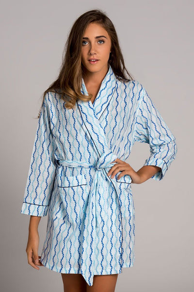 Sailors Blue Robe