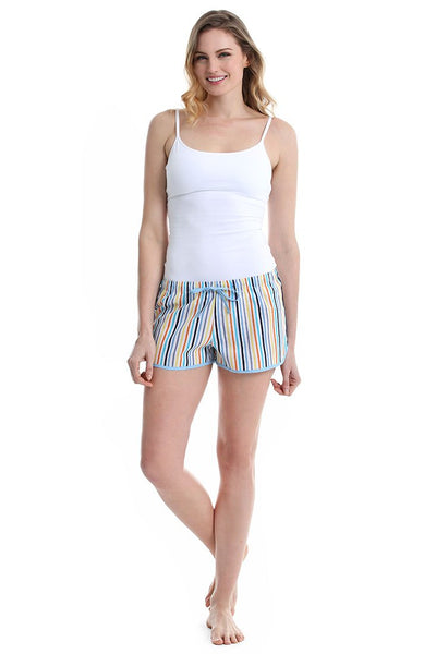 Tropic Stripe Women's Boxer