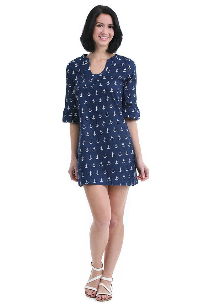 Anchors Lyon Dress