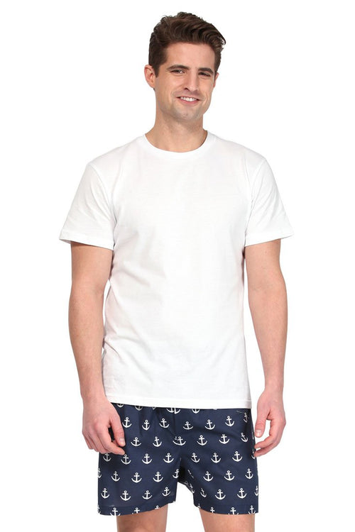 Anchor's Navy Men's Boxers