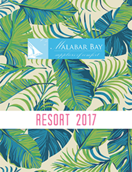 Malabar Bay Fall/ Resort 2017 Catalog