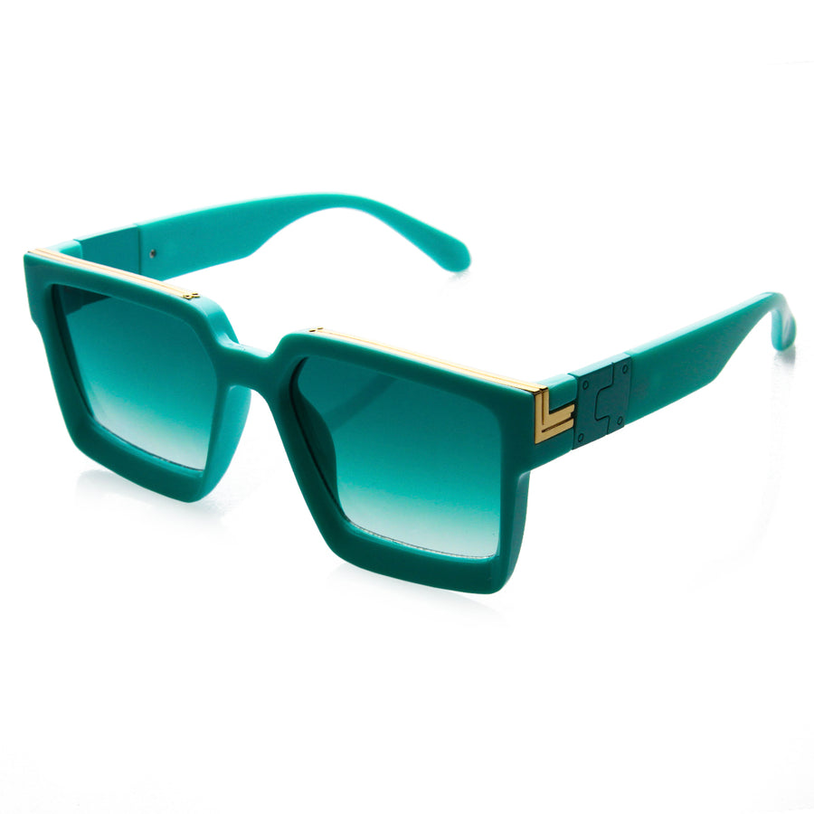 The Billionaires® V3 Teal Oceanic