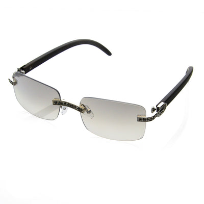 The Clout® Clear / Black