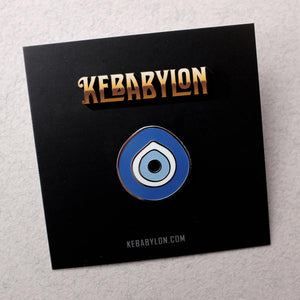 KEBABYLON / Evil Eye Pin