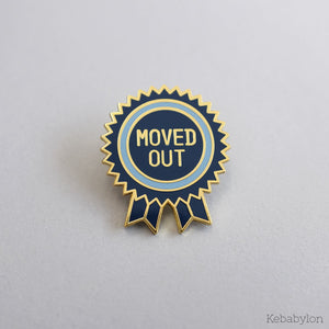 Lifetime Achievement Award Pin