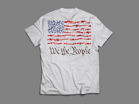 We The People T- Shirt - AP Touch