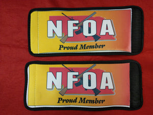 NFOA Neoprene Wrap Can Hugger with Velcro - AP Touch