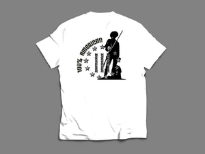 Three % T-Shirt with Minuteman - AP Touch