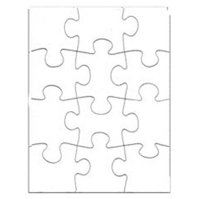 Puzzle - 12 Pieces - AP Touch